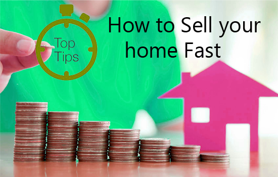 5 Unbelievable easy tips to sell your homes fast
