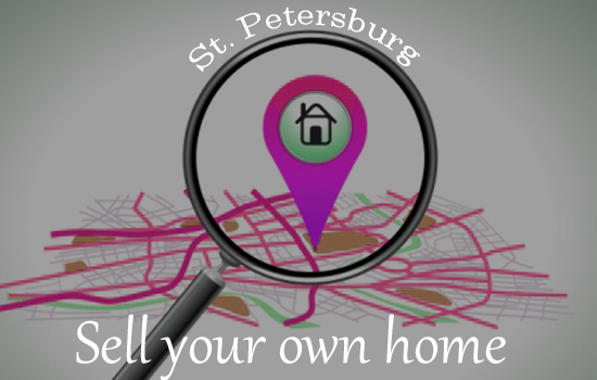 how to sell my house myself in st petersburg