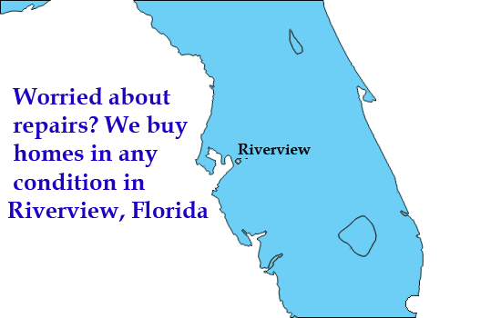 sell my home fast in Riverview