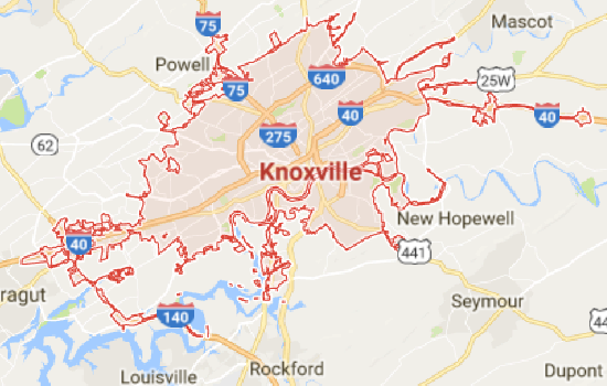 Is there an easy way to sell my home myself in Knoxville Tennessee?