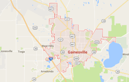 Quick house sale in Gainesville with Fastoffernow.com