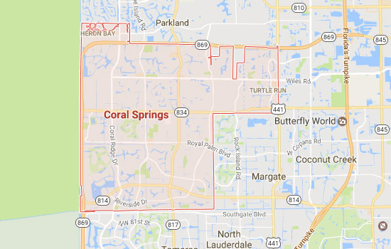 Selling homes in Coral Spring is easy now!