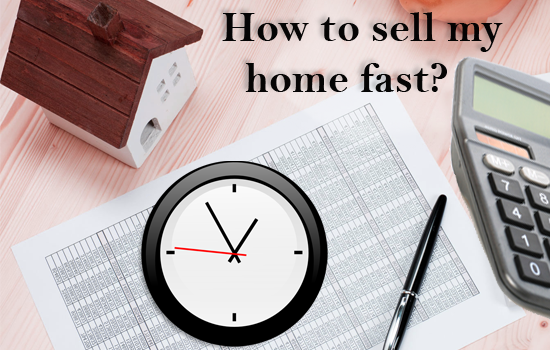 "How to sell my home fast? Easy solution to ""For Sale By Owner"" Process"