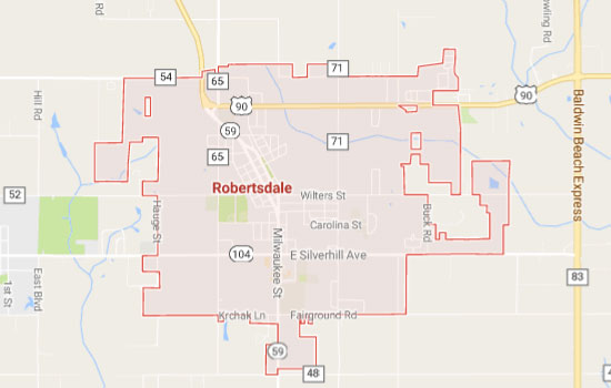 We buy houses fast in Robertsdale, Alabama