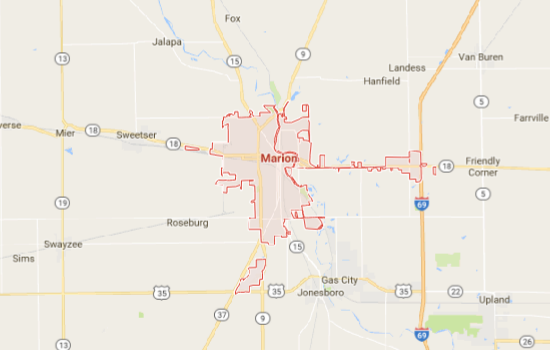 Get fast cash for your home in Marion, Indiana