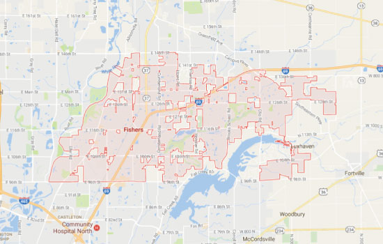 Sell your house in Fishers, Indiana