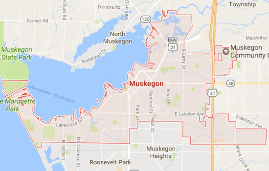 Quick house sale in Muskegon, Michigan