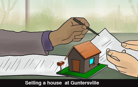 Selling a house at Guntersville is now easy and fast